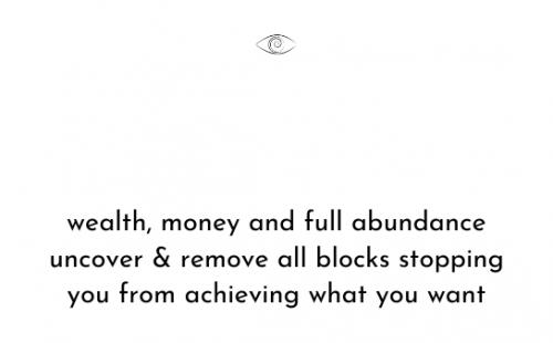 money_Paulina Nowak_hypnotherapist_Australia