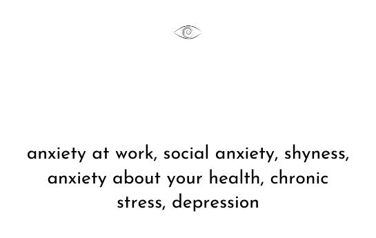 stress reduction_hypnotherapist Paulina Nowak Australia