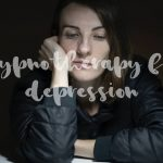 Hypnotherapy for depression depressed woman